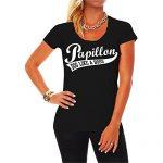 Frauen und Damen Shirt Papillon BOSS