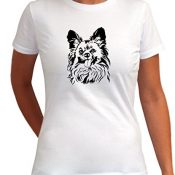 Papillon FACE SPECIAL GRAPHIC Dame T-Shirt - 1