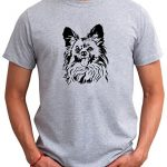 Papillon FACE SPECIAL GRAPHIC Herren T-Shirt